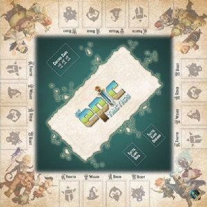 Tiny Epic Tactics Play Mat